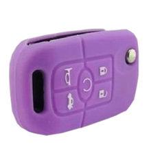 Cover key silicon for honda