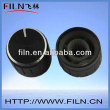 FL12-33 black control audio knob mini cabinet
