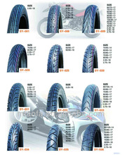 rubber tube motorcycle tyre 2.75-18