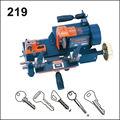 fabricante de chave de máquina wenxing modelo 219 duplicar chave que faz a máquina