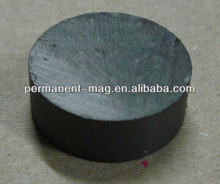 round magnet / round ferrite magnet D20*3 / one side magnet / isotropic ferrite magnet