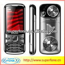 Q9 mobile phone 2.4 inch 2012 cheap quadband TV metal cellphone