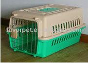 plastic dog carrier dog cage