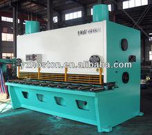 Cizallas guillotina hidráulica máquina de corte de llantas : HGS-10X5000