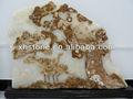 sculpté à la main en relief sculpture sculpture sculpture en pierre de jade naturel maison ornements