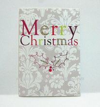 2013 brand new Christmas gift card