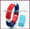 Fashion quick side release buckle for pet collar