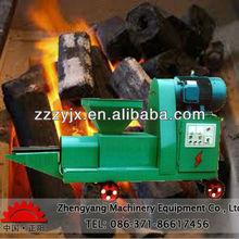 Rurable charcoal briquette extruder machine for briquette making