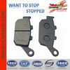 High quality motorcycle brake part german brake pads