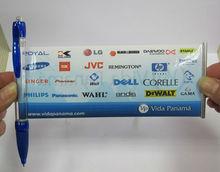 promotion plastic Banner Pen