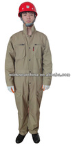 Khaki cotton canvas uniform smocks