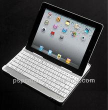 aluminium magnetic bluetooth wireless keyboard case for iPad 2,3,4