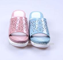 lady italian style soft platform sandal shoe cheap for 2012