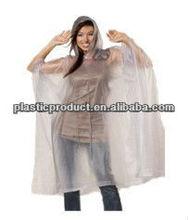 100% biodegradable rain ponchos