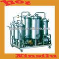 la presión hidráulica del filtro de aceite