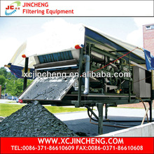 Long lifespan Belt filter press for Coal Washing