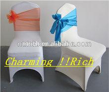 Banquet decoration lycra spandex chair cover