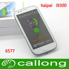 """HaiPai i9300 (S3) MTK6577 Dual core Android phone 3G 4.7"""" Screen GPS Wifi cell phone FREE SHIPPING"""