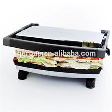 Uso doméstico 2000 W sanduicheira elétrica grill XJ-9K113