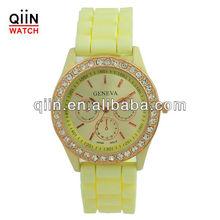 QD0141 geneva king quartz chronograph