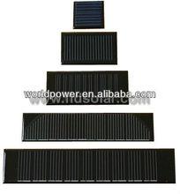 Epoxy Sealed Solar Panel 0.2W 0.4W 0.7W