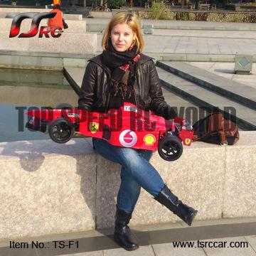 1/5 RC carro FG Formel 1 Sportsline Car 2WD com motor de 29cc