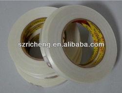 Pressure Sensitive Synthetic Rubber Resin Adhesive Backed Fiberglass Tape 3M 897