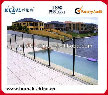black aluminum fence, ISO9001:2008