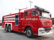 Steyr 16000L rescue fire engine truck