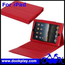 3.0 Wireless Bluetooth Keyboard Leather Case For iPad 2 iPad 3 & iPad 4
