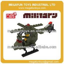 71pcs military series plastic building blocks kids