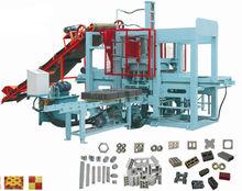 QT 8-15 Concrete Block Forming Machine