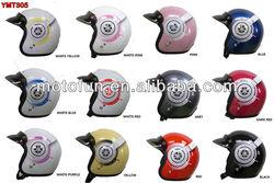 Genuine half helmet - motorcycle scooter helmet
