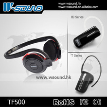 Wireless Headset Mp3 Player