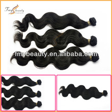 Big discount! Unprocessed virgin hair 100% human ,natural color can be dyed