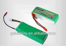 lipo 11.1 v 800mAh battery pack 10C/15C/20C/25C/30C/35C/40C/45C