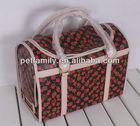 large dog carriers cute dog carrier bag dog carrier bag PT049-1