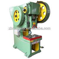 J21S-63 ton Deep Throat Mechnical Punch Press