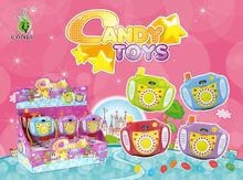 2012 Hot camera candy toys