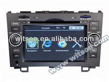 WITSON gps navigation disc For HONDA CRV