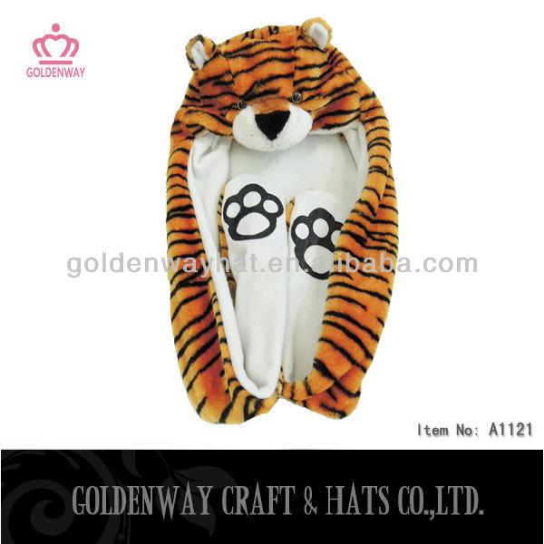 Tiger Animal Winter Hat