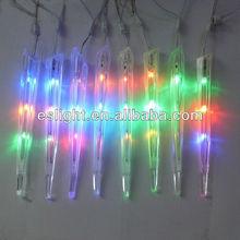 New icicle house rain drop christmas lights