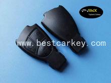 replacement Mercedes keys Benz 3 button smart key case shell