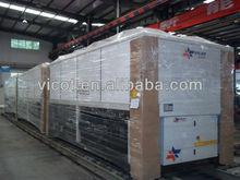 industrial screw type chiller air conditioner