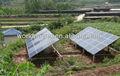 Dc/ac solar bomba de água para irrigação da agricultura