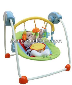 Baby swing with CE,EN71,EN12790,ASTM F2088