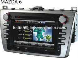 mazda 6 car audio