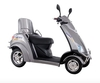 500w-800w comfortable four wheel electric motorcycle