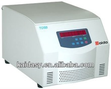 Blood bank Centrifuge with funcation of removing the tube caps automatically TD5B