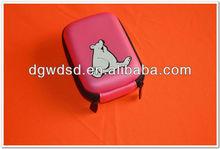 guangdong fashionable utility girl digital camera gift case, mini bag